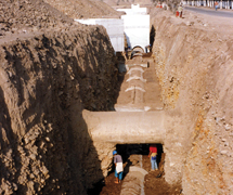 Ramtha Water Supply, Sewerage and Stormwater System, Jordan